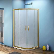 Душевой уголок Good Door Jazze R-90-G-BR