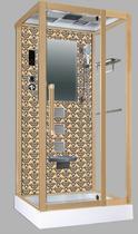 Душевая кабина Niagara Lux NG-7714G золото