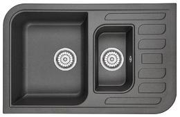Мойка кухонная Granula GR-7803 черный
