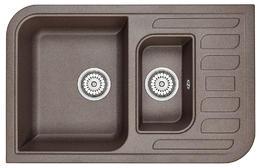 Мойка кухонная Granula GR-7803 эспрессо