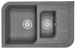 Мойка кухонная Granula GR-7803 графит