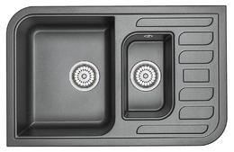 Мойка кухонная Granula GR-7803 шварц