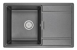 Мойка кухонная Granula GR-7804 черный