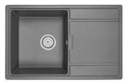 Мойка кухонная Granula GR-7804 графит