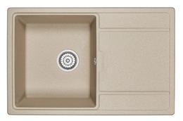 Мойка кухонная Granula GR-7804 песок
