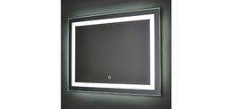 Зеркало Grossman Pragma с сен. выключателем 480600 80x60