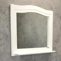 "Comforty Зеркало ""Павия-100"" белый глянец"