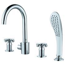 Смеситель для ванны D&K Hessen Lorsch (DA1414901)