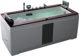 Акриловая ванна Gemy G9057 II O R 186x91x80