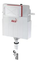 Бачок скрытого монтажа AlcaPlast Basicmodul для замуровывания в стену AM112W