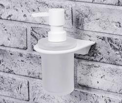 WasserKRAFT Kammel K-8399WHITE Дозатор для жидкого мыла
