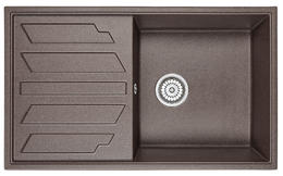 Мойка кухонная Granula GR-8601 эспрессо