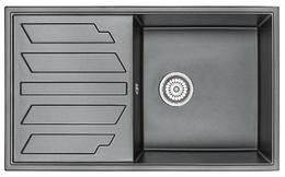 Мойка кухонная Granula GR-8601 шварц