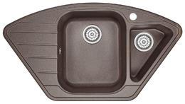 Мойка кухонная Granula GR-9101 эспрессо