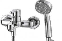Смеситель Bravat Stream-D F637163C-B для ванны с душем