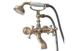 Смеситель Zorg Antic  A 7004W-BR  для ванны и душа