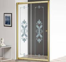 Душевая дверь Cezares GIUBILEO-BF-1-120-CP-G