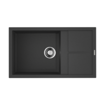 Мойка кухонная Omoikiri Sumi 86-BL Tetogranit/черный