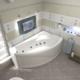 Акриловая ванна Bas Николь 170x100 см правая без гидромассажа