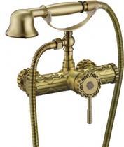 Смеситель Zorg Antic A 119 DK-BR для ванны и душа