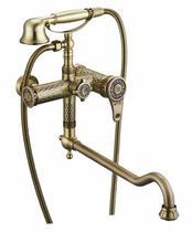 Смеситель Zorg Antic A 401WDN-BR для ванны и душа