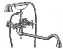 Смеситель Zorg Antic  A 7001WDN-SL  для ванны и душа