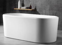 Акриловая ванна ABBER AB9272-1.7 170x70