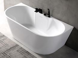 Акриловая ванна ABBER AB9296-1.5 150x80