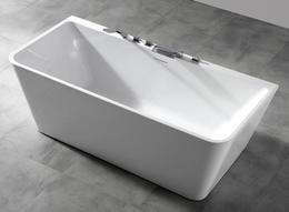Акриловая ванна ABBER AB9298 170x80