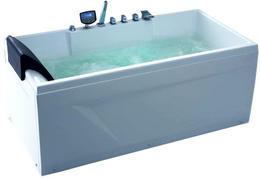 Акриловая ванна Gemy G9075 K R 161x81x91