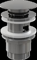 Донный клапан Alcaplast А390 Click-Clack для раковины