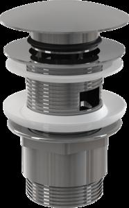 Донный клапан Alcaplast A390 Click-Clack для раковины