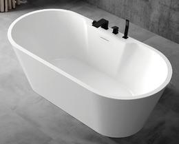 Акриловая ванна ABBER AB9299-1.5 150x80