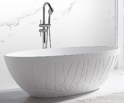 Акриловая ванна ABBER AB9283 175x100
