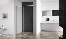 Душевая дверь BelBagno хром ACQUA-BF-1-100-C-Cr