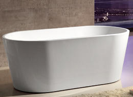 Акриловая ванна ABBER AB9203 160x80
