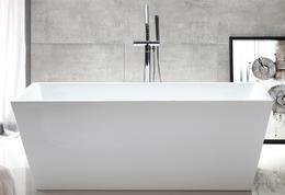 Акриловая ванна ABBER AB9224 160x80