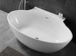 Акриловая ванна ABBER AB9237 172x103