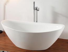 Акриловая ванна ABBER AB9248 180x87
