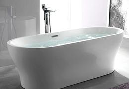 Акриловая ванна ABBER AB9294 168X80