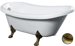 Акриловая ванна ABBER AB9292 175x82x82