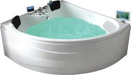 Акриловая ванна GEMY G9041 O 150x150x74
