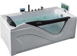 Акриловая ванна GEMY G9055 O R 181x92x75