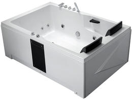 Акриловая ванна Gemy G9061 B L 181x121 см