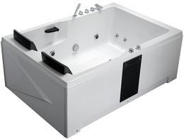 Акриловая ванна Gemy G9061 B R 181x121 см