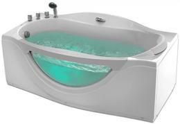 Акриловая ванна GEMY G9072 C L 171x92x77
