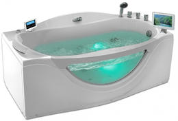 Акриловая ванна GEMY G9072 O R 171x92x77