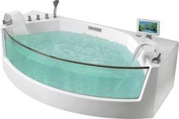 Акриловая ванна GEMY G9072 O 200x105x60