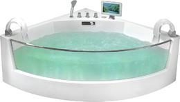 Акриловая ванна GEMY G9080 O 150x150x60