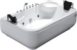 Акриловая ванна Gemy G9085 B R 180x116 см